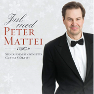 Produktbilde for Peter Mattei - Jul Med Peter Mattei (CD)