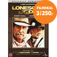 Produktbilde for Lonesome Dove (DVD)
