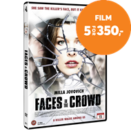 Produktbilde for Faces In The Crowd (DVD)