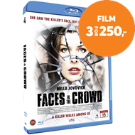 Produktbilde for Faces In The Crowd (BLU-RAY)