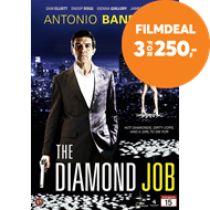 Produktbilde for The Diamond Job (DVD)