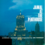 Produktbilde for Jamal At The Penthouse (CD)