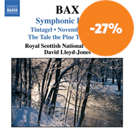 Produktbilde for Bax: Symphonic Poems (CD)