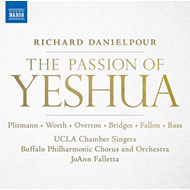 Produktbilde for Danielpour: The Passion Of Yeshua (CD)