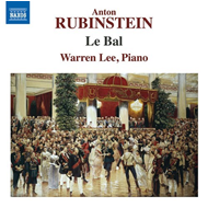Produktbilde for Rubinstein: Le Bal (CD)