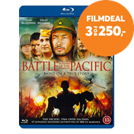 Produktbilde for Battle Of The Pacific (BLU-RAY)