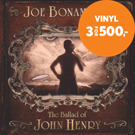 Produktbilde for The Ballad Of John Henry (VINYL - 180 gram)