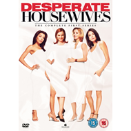 Produktbilde for Frustrerte Fruer / Desperate Housewives - Sesong 1 (UK-import) (DVD)