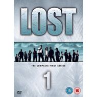 Produktbilde for Lost - Sesong 1 (UK-import) (DVD)