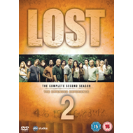 Produktbilde for Lost - Sesong 2 (UK-import) (DVD)