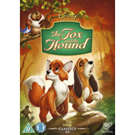 Produktbilde for The Fox and the Hound (UK-import) (DVD)