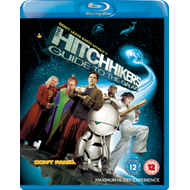 Produktbilde for The Hitchhiker's Guide To The Galaxy (UK-import) (BLU-RAY)