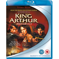 Produktbilde for King Arthur - Director's Cut (UK-import) (BLU-RAY)