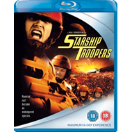 Produktbilde for Starship Troopers (UK-import) (BLU-RAY)