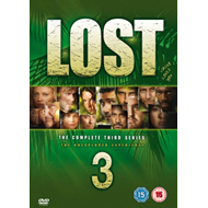 Produktbilde for Lost - Sesong 3 (UK-import) (DVD)