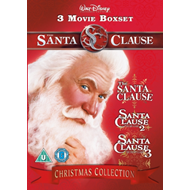 Produktbilde for The Santa Clause Christmas Collection (UK-import) (DVD)