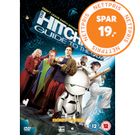 Produktbilde for The Hitchhiker's Guide To The Galaxy (UK-import) (DVD)