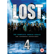 Produktbilde for Lost - Sesong 4 (UK-import) (DVD)