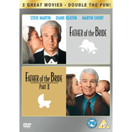 Produktbilde for Father Of The Bride / Father Of The Bride 2 (UK-import) (DVD)
