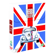 Produktbilde for Herbie - The Complete Collection (UK-import) (DVD)