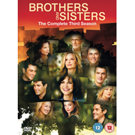 Produktbilde for Brothers And Sisters - Sesong 3 (UK-import) (DVD)
