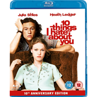 Produktbilde for 10 Ting Jeg Hater Ved Deg (UK-import) (BLU-RAY)