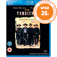 Produktbilde for Tombstone (UK-import) (BLU-RAY)