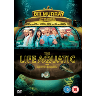 Produktbilde for The Life Aquatic With Steve Zissou (UK-import) (DVD)
