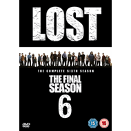 Produktbilde for Lost - Sesong 6 (UK-import) (DVD)