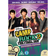 Produktbilde for Camp Rock 2 - The Final Jam - Extended Edtition (UK-import) (BLU-RAY)