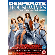 Produktbilde for Frustrerte Fruer / Desperate Housewives - Sesong 6 (UK-import) (DVD)