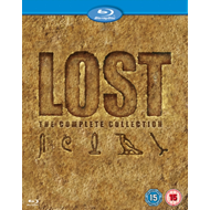 Produktbilde for Lost - The Complete Series (UK-import) (BLU-RAY)