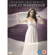 Produktbilde for Ghost Whisperer - Den Komplette Serien (UK-import) (DVD)