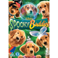 Produktbilde for Spooky Buddies - Valpene Og Spøkelseshunden (UK-import) (DVD)