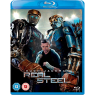 Produktbilde for Real Steel (UK-import) (BLU-RAY)