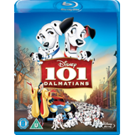 Produktbilde for 101 Dalmatians (UK-import) (BLU-RAY)