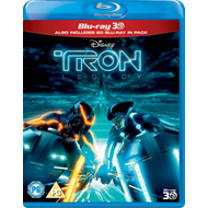 Produktbilde for Tron Legacy (UK-import) (Blu-ray 3D + Blu-ray)