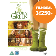 Produktbilde for The Odd Life Of Timothy Green (UK-import) (DVD)