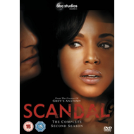 Produktbilde for Scandal - Sesong 2 (UK-import) (DVD)