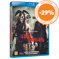 Produktbilde for The Lone Ranger (2013) (BLU-RAY)