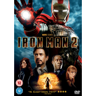 Produktbilde for Iron Man 2 (UK-import) (DVD)