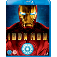 Produktbilde for Iron Man (UK-import) (BLU-RAY)