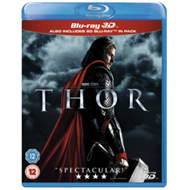 Produktbilde for Thor (UK-import) (Blu-ray 3D + Blu-ray)