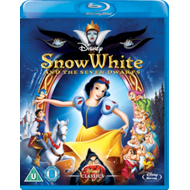 Produktbilde for Snow White And The Seven Dwarfs (UK-import) (BLU-RAY)