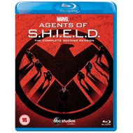 Produktbilde for Marvel's Agents Of S.H.I.E.L.D. - Sesong 2 (UK-import) (BLU-RAY)