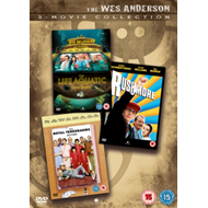 Produktbilde for The Wes Anderson 3-Movie Collection (UK-import) (DVD)
