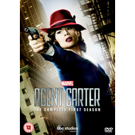 Produktbilde for Agent Carter - Sesong 1 (UK-import) (DVD)