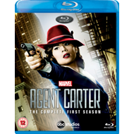 Produktbilde for Agent Carter - Sesong 1 (UK-import) (BLU-RAY)