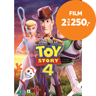 Produktbilde for Toy Story 4 (DVD)