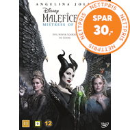 Produktbilde for Maleficent 2: Mistress Of Evil (DVD)